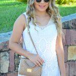 Look do Dia: Vestido Crochê Verão 2016