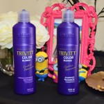 Trivitt Color Blonde – Shampoo e Condicionador Matizante