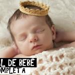 Enxoval para Bebê – Lista Completa