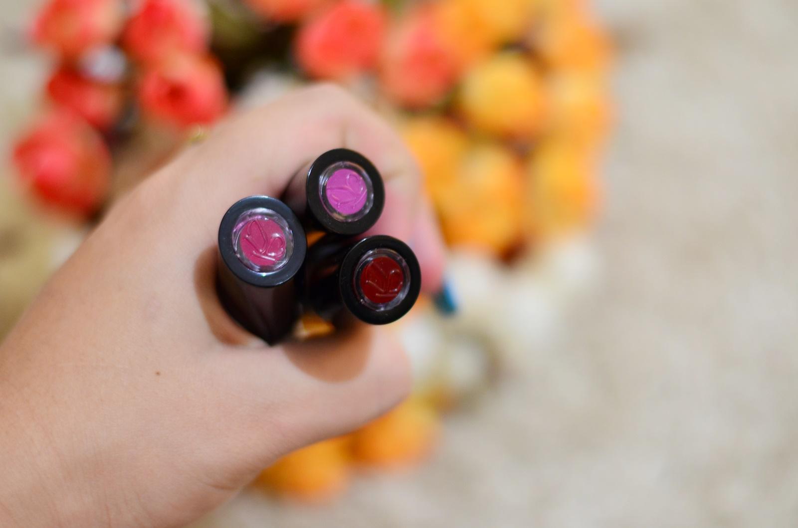 Maquiagens Inverno 2015 Vult Cosmética - batom cremoso - blog ursula pink woman