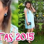 LOOK PARA NATAL OU ANO NOVO 2015