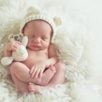9 Coisas que você não deve fazer quando for visitar um recém-nascido