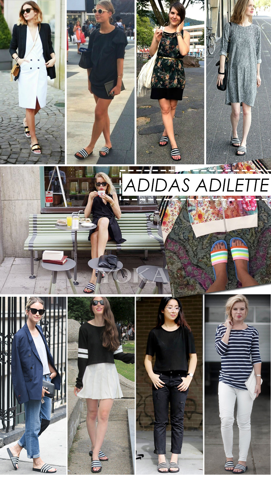 como-sar-adidas-adilette-blog-pink-woman-fashion