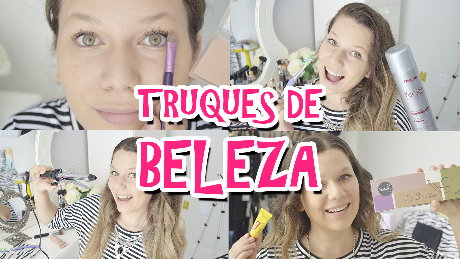 TRUQUES DE BELEZA