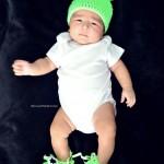 2 Meses Baby Ethan – Fotos Fantasia Sapinho