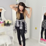 Look do dia: Grunge com Melissa ultragirl + Jeremy Scoot