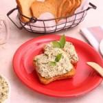 Receita: Pasta de Ricota com Brócolis