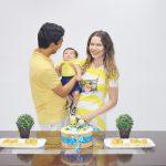 3 Mêsversário do Baby Ethan – Tema Minions