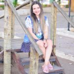 Look do Dia: Flox Slide (Melissa)