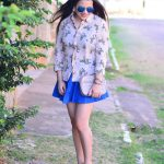 Look do Dia: Saia Rodada e Melissa Lady Dragon XIII