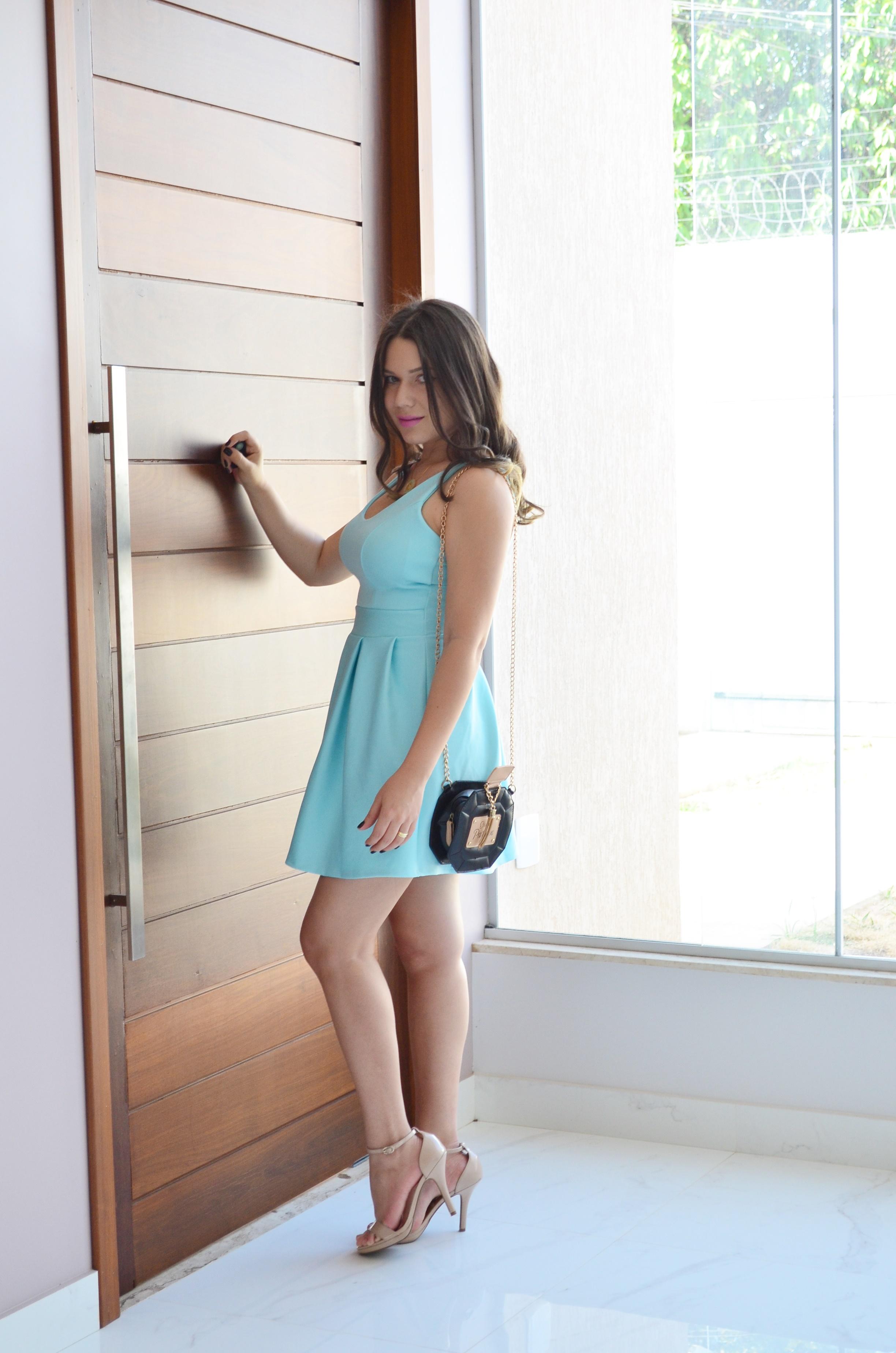 look vestido anna flor store 2
